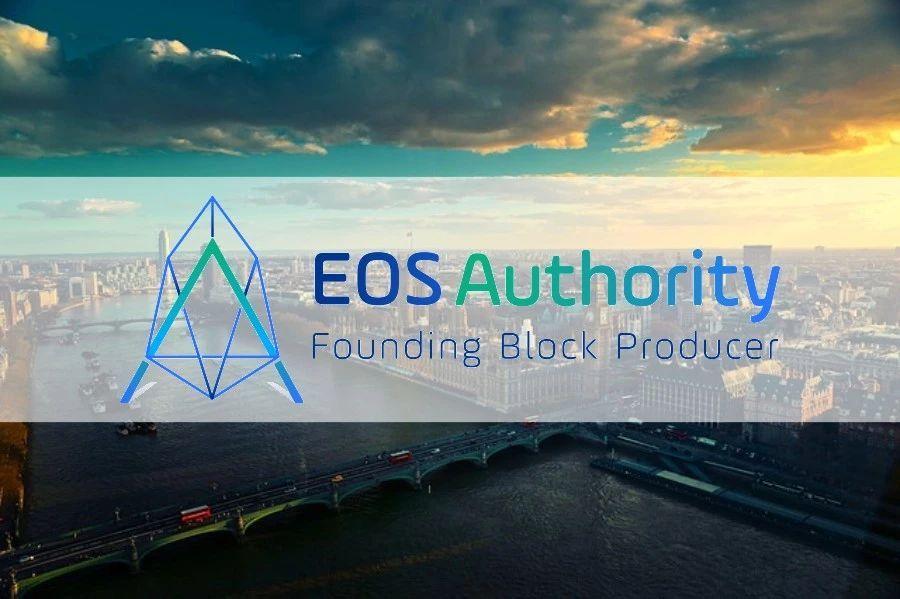 HelloMedia 第二期丨来自英国的节点 EOS Authority