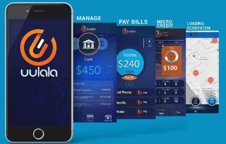 Uulala一站式金融应用程序