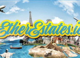 以太地产(EtherEstates)一款基于以太坊的区块链租金游戏